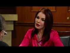 Priscilla Presley opens up on marriage to Elvis - YouTube