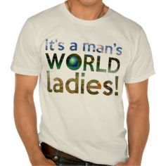 =>Sale on          	It's a man's WORLD ladies! T-Shirt           	It's a man's WORLD ladies! T-Shirt in each seller & make purchase online for cheap. Choose the best price and best promotion as you thing Secure Checkout you can trust Buy bestDeals          	It's a man's...Cleck Hot Deals >>> http://www.zazzle.com/its_a_mans_world_ladies_t_shirt-235918403109507432?rf=238627982471231924&zbar=1&tc=terrest