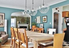 Everly Glass Kitchen Island Pendant on HGTV's Fixer Upper Lighting Connection