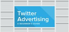 This guide will cover everything you need to know to get you set up on Twitter advertising and will walk through some of the decisions you'll need to make when creating your first campaign.