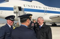 The Pentagon leader aimed to reassure Asian allies amid political turmoil and security concerns.