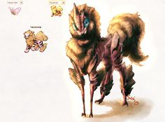 43 Pokemon Mash-Ups Repinning for Dewbasaur! Beware, some of these are kinda creepy..