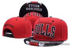 NBA Chicago Bulls Snapback Caps Hats M N Caps 9966d17769b