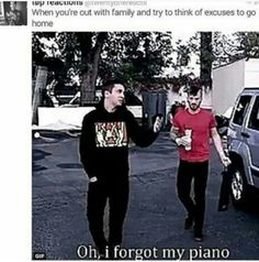 But this seriously happened to Tyler