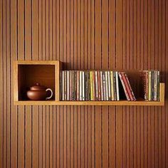 Top 16 Wood to Use for Wood Shelves ⋆ Main Dekor Network Cool Bookshelves, Bookcase Wall, Bookshelf Design, Wood Shelves, Home Decor Hooks, Home Decor Bedroom, Diy Home Decor, Home Office Furniture Design, Home Interior Design