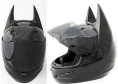 HD100 Is The Perfect Helmet For Your Batman Motorcycle Club Lifestyle $325