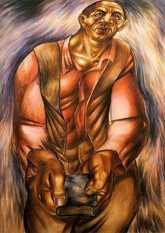 BKD's Art Blog: Artist Research - Charles White