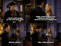 HAHA... watched this episode today! Miss FRIENDS!