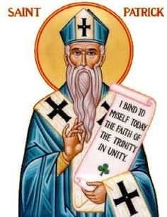St. Patrick, Missionary to Ireland by Rev. Randy Asburry