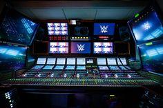4 Full audio rooms, WWE