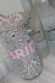 DIY Kick-A** Bride Cup