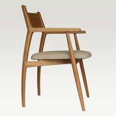 Est Wood from Nasu.  Found out about this Japanese company at http://www.chairblog.eu/