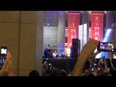 Los Angeles: Paul McCartney tritt auf dem Hollywood Boulevard auf