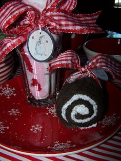 "Seasons Of Joy: Christmas ""Sweet Treats""  So easy to make!"