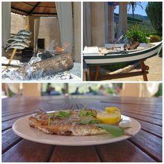 Lunch at Gazebo restaurant  #granhotelsonnet #mallorca