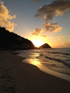 Tortola, BVI ... Every night! You get one of these!