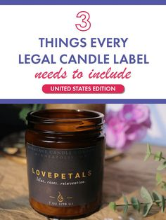 Candle Making At Home, Candle Making Business, Making Candles, Homemade Scented Candles, Diy Candles Easy, Candle Maker, Candle Labels, Candlemaking, Candle Companies