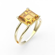 Photo : Bague Divine - Or rose 18 cts, Tourmaline Diamond Pendant, Diamond Jewelry, Jewelry Rings, Jewelery, Jewelry Companies, Jewelry Stores, Stone Ring Design, Citrine Ring, Brighton Jewelry