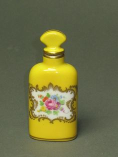 Dresden Perfume Bottle