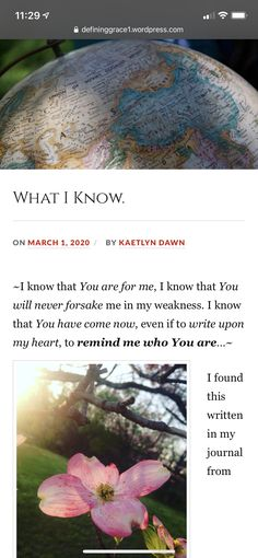 Psalm 56, Heart And Mind, My Heart, God Is For Me, I Feel Lost, Guard Your Heart, My Whole Life, God Loves Me