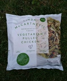 Linda McCartney have two new vegan products - pulled chicken and shredded duck
