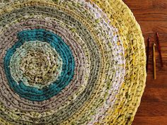 make rag rugs out of everything