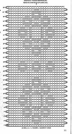 A ARTE DA VEZ - kit banheiro harmonia versão preto, vermelho e verde - YouTube Crochet Mandala Pattern, Crochet Squares, Crochet Patterns, Filet Crochet Charts, Crochet Diagram, Crochet Flower Tutorial, Crochet Flowers, Flower Phone Wallpaper, Crochet Summer Tops
