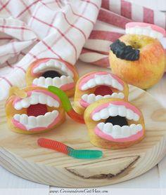 Snacks para Halloween Diy