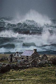 Fanad Head, county Donegal, Ireland