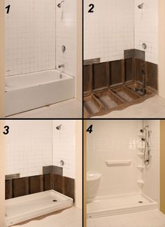 tub to shower conversion small bathrooms and shower bathroom