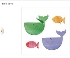 Very nice fish note...for your sea thoughts...ahahah... Just visit tiger shop on line...