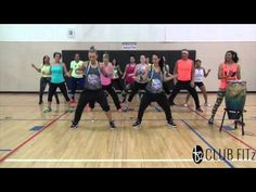 POST TO BE @1Omarion @chrisbrown- Choreo for CLUB FITz by Lauren Fitz - YouTube