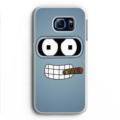 Bender Robot Samsung Galaxy S6 Edge Case Aneend