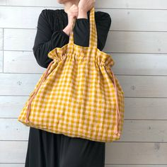 Diy Tote Bag, Beach Tote Bags, Diy Bags Purses, Linen Bag, Handmade Bags, Handmade Clothes, Market Bag, Cotton Bag, Slow Fashion