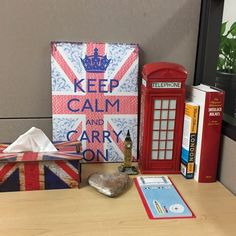 Welcome to my closet! Hello! My name is Liz and I am totally obsessed with Great Britain and all things British! I love planning my next trip which is always on my mind! This is a pic of a corner of my cubicle at work because I surround myself with my favorite things! 🇬🇧🇬🇧. Of course, in front of England is my love for my husband of 37 years and my 2 awesome grown sons! I love PM and have met so many amazing Poshers! I love sharing and selling my closet 😀😀. Nice to meet you! Other