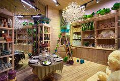 Kiev. Flower boutique by Belenko (Odessa)