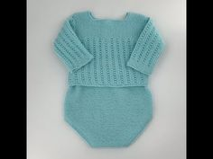 Baby Cardigan, Baby Knitting, Knit Crochet, Pullover, Youtube, Sweaters, Fashion, Summer Rain, Colorful Pillows