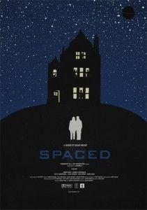 Spaced. Simon Pegg, hilarious British sitcom. Yes.