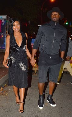 Matchy, Matchy from Gabrielle Union's Street Style | E! Online