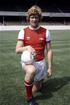 Willie Young Arsenal 1978