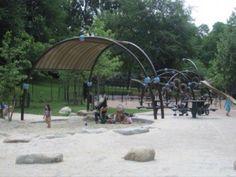 Indian Road Playground - New York City, NY #Yuggler #KidsActivities #NYC