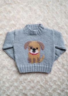 Baby Knitting Patterns, Baby Sweater Patterns, Baby Cardigan Knitting Pattern, Knitting Charts, Knitting For Kids, Knitting Designs, Baby Patterns, Pixel Crochet Blanket, Crochet Blankets