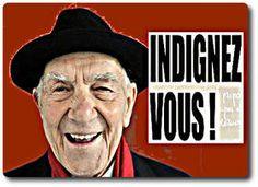 Stéphane Hessel, Palestine, indignés, grève, faim, prisonniers,  manifestation, droit de l'homme