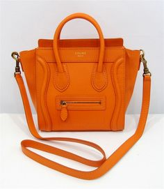 Celine bag. I would so rock this bag over a Hermes anyday. Sorry that's just me.