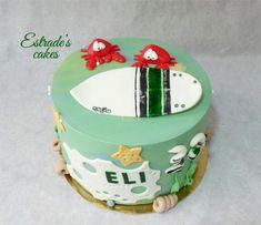 Estrade's cakes: tarta de surf