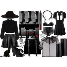 """""""American Horror Story: Coven"""" by sheelin on Polyvore"""