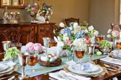 Balsam Hill Christmas Tree Co. - Google+ - The soft pastel color of spring's fresh blooms adds an…