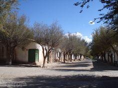 Calle A. Cornejo, Molinos.