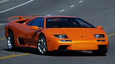 Design Lamborghini Diablo VT 6 Nova em edição