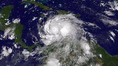 Watch as powerful Hurricane Matthew heads toward Haiti and Jamaica
